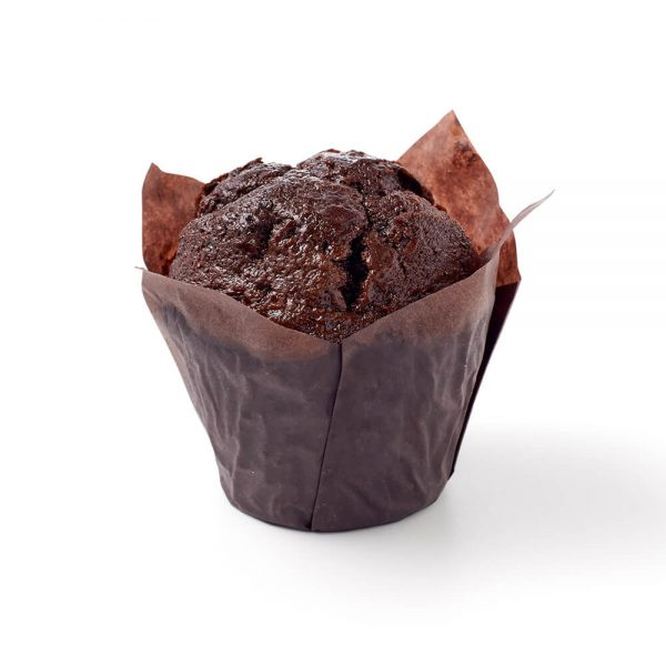 Grote Tulp Muffin Chocolade